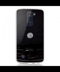 Mercedes Benz - LG K8 Carcasa Transparenta Silicon