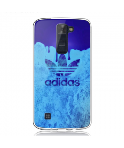 Dope Adidas - LG K8 2017 Carcasa Transparenta Silicon