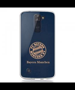 Bayern - LG K8 2017 Carcasa Transparenta Silicon