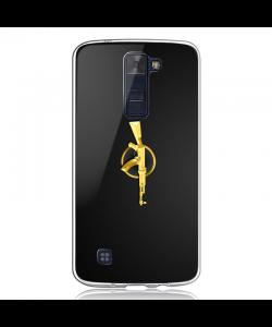 CS Go - LG K8 Carcasa Transparenta Silicon
