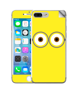 Minion Eyes - iPhone 7 Plus / iPhone 8 Plus Skin