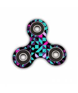 Fidget Spinner - MIrror Effect