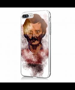Narcos - iPhone 7 Plus / iPhone 8 Plus Carcasa Transparenta Silicon