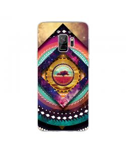 Nature Within - Samsung Galaxy S9 Carcasa Transparenta Silicon