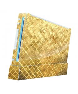 Squares - Nintendo Wii Consola Skin