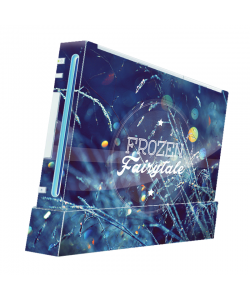 Frozen Fairytale - Nintendo Wii Consola Skin