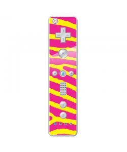 Model Zebra - Nintendo Wii Remote Skin