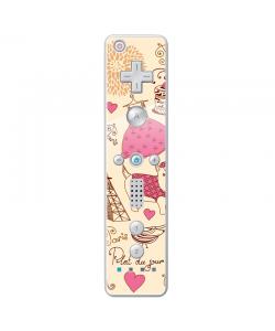 France - Nintendo Wii Remote Skin
