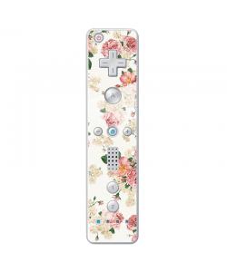 Peacefully Pink  - Nintendo Wii Remote Skin
