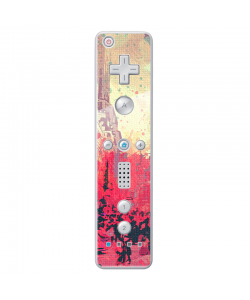New York Time Square - Nintendo Wii Remote Skin
