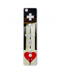 Piano Love - Nintendo Wii Remote Skin