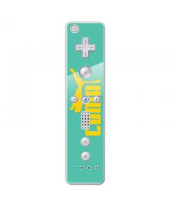 Coma - Nintendo Wii Remote Skin