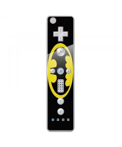 Batman Logo - Nintendo Wii Remote Skin