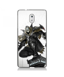 League of Legends Zed 4 - Nokia 3 Carcasa Transparenta Silicon