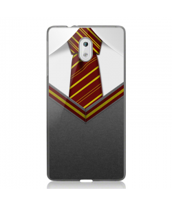 Harry Potter Tie - Nokia 3 Carcasa Transparenta Silicon