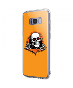 Out of My Wall - Samsung Galaxy S8 Plus Carcasa Premium Silicon