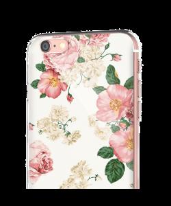 Peacefully Pink - iPhone 6 Carcasa Transparenta Silicon
