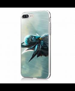 Phantom Assassin - iPhone 7 Plus / iPhone 8 Plus Carcasa Transparenta Silicon
