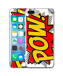 Pow - iPhone 7 Plus / iPhone 8 Plus Skin