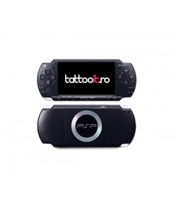 Personalizare - Sony PSP-2001 (slim) Skin