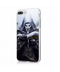 Reaper - iPhone 7 Plus / iPhone 8 Plus Carcasa Transparenta Silicon