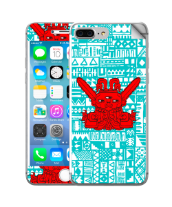 Red God - iPhone 7 Plus Skin