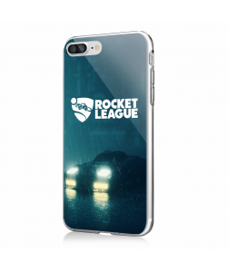 Rocket League - iPhone 7 Plus / iPhone 8 Plus Carcasa Transparenta Silicon