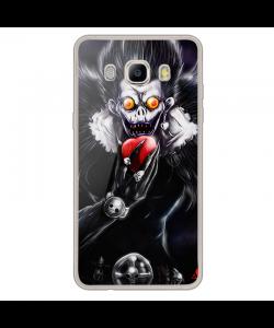 Ryuk - Samsung Galaxy J7 2017 Carcasa Transparenta Silicon