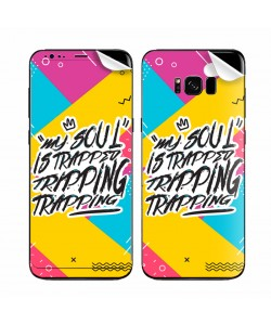 Trap Trip - Samsung Galaxy S8 Plus Skin