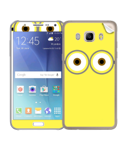 Minion Eyes - Samsung Galaxy J5 Skin