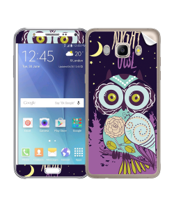 Night Owl - Samsung Galaxy J5 Skin