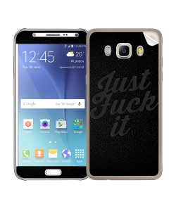 Just Fuck It - Samsung Galaxy J5 Skin