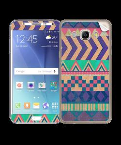 Tribal Pastel - Samsung Galaxy J5 Skin