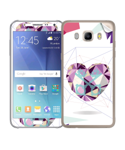 Love Keys - Samsung Galaxy J5 Skin
