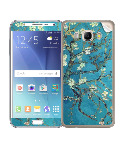 Van Gogh - Branches with Almond Blossom - Samsung Galaxy J5 Skin