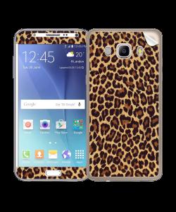 Leopard Print - Samsung Galaxy J5 Skin