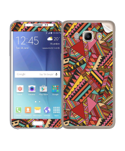 African Release - Samsung Galaxy J5 Skin