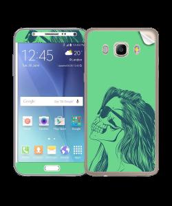 Skull Girl - Samsung Galaxy J5 Skin
