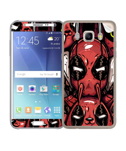 Deadpool Coon - Samsung Galaxy J5 Skin