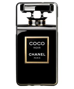 Coco Noir Perfume - Samsung Galaxy A5 Carcasa Silicon