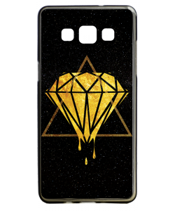 Diamond - Samsung Galaxy A5 Carcasa Silicon