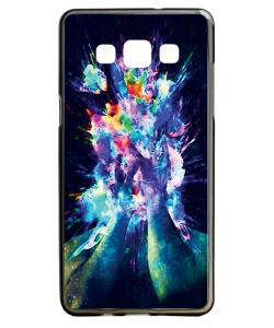 Explosive Thoughts - Samsung Galaxy A5 Carcasa Silicon