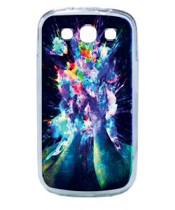 Explosive Thoughts - Samsung Galaxy S3 Carcasa Silicon