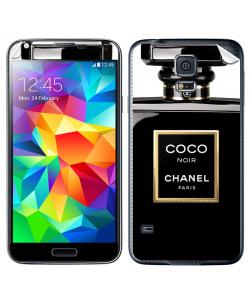 Coco Noir Perfume - Samsung Galaxy S5 Skin