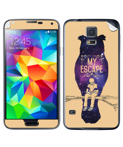 My Escape - Samsung Galaxy S5 Skin