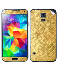Squares - Samsung Galaxy S5 Skin