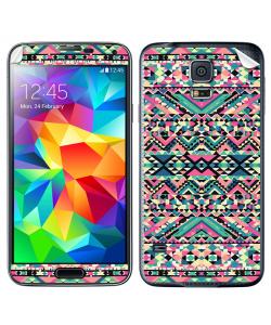 Color Blend - Samsung Galaxy S5 Skin