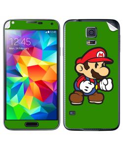 Mario One - Samsung Galaxy S5 Skin