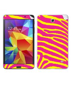 Model Zebra - Samsung Galaxy Tab Skin