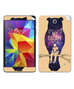 My Escape - Samsung Galaxy Tab Skin
